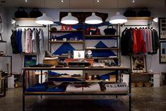 Brand stores,fixture program,event marketing,retail environment design,r Best Online Clothing Stores, Online Shops, Online Shopping, Shopping Shopping, Selling Online, Vintage Diy, Vintage Design, Vintage Shops, Shop Interior Design