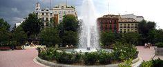 plaza de olavide: where I live