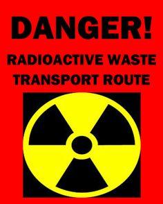 Stop Mobile Chernobyl; No Fukushima Freeways!