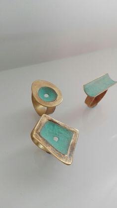 Anillos Cufflinks, Stud Earrings, Accessories, Jewelry, Fashion, Rings, Jewelery, Jewellery Making, Earrings