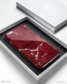 products Madotta iPhone Case MDTTA 3D1026 Ruby Red Marble iPhone 6s Plus Case.jpg #IphoneCaseCovers #RubyReds