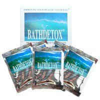 Bath Detox 5  40g Bags per Box * Click image for more details.