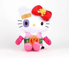 """tokidoki x Hello Kitty 8"""" Plush: Boxer #sanrio #HelloKitty"""