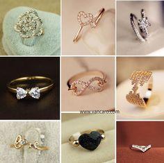 lindos anillos