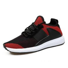 301c0781b7fd New Men s Sports And Running Shoes Breathable Non-Slip Fashion Low Top  Men s Shoes Top