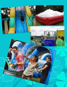 Add summer fun to your event with our broad selection of water games that are perfect for kids, teens, and adults!