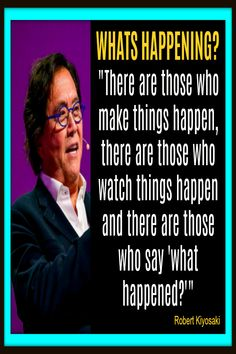 Well said Robert Kiyosaki. Yes a wise person takes responsibility and learns from their mistakes and becomes a better and better version of themselves. World Quotes, Life Quotes, Wisdom Quotes, Quotes Quotes, Motivational Picture Quotes, Inspirational Quotes, Successful People, Successful Entrepreneurs, Robert Kiyosaki Quotes