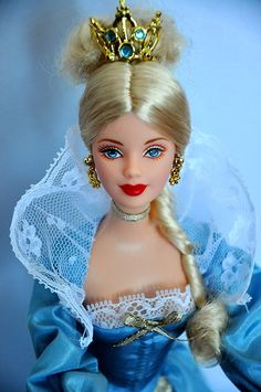 Princess of the Danish Court - Barbie Doll FROM: Home | Barbie Collector