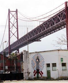 LX Factory, hotspot, Lisbon, Portugal - Map of Joy travel, world