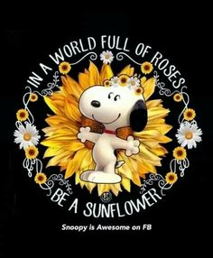 Snoopy and Charlie Brown Schultz Snoopy Images, Snoopy Pictures, Sunflower Home Decor, Charlie Brown Und Snoopy, Snoopy Wallpaper, Snoopy Quotes, Hug Quotes, Snoopy And Woodstock, Peanuts Snoopy