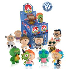 Funko Mystery Minis GPK Series 2 FULL CASE OF 12 2.5-inch figures