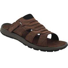 Columbia Corniglia II Slide Sandals - Mens Tobacco