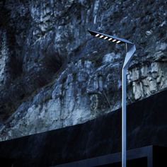 Architects Plasma Studio of London, Beijing and Bolzano have designed this LED street lamp in collaboration with lighting company ewo.