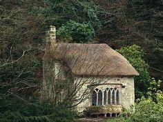 gothic cottage