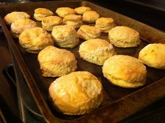 Sweet and Savory Sundays: Buttermilk Biscuits