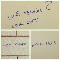 Beautiful Bathroom Graffiti photos: oddly intelligent bathroom graffiti   bathroom stall