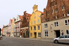 Stralsund Germany, Street View, Explore, Photography, Places, House, Photograph, Fotografie, Deutsch
