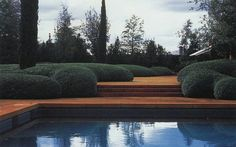 Fernando Caruncho's use of topiary is both modern and dramatic