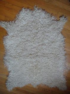 Cowhides USA - Calfskins - Angora Sheepskin for pillows?!