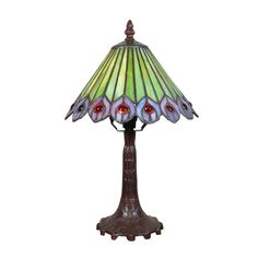 Tiffany-style lamp - Tiffany lamps for sale Louis Comfort Tiffany, Applique Art Deco, Pineapple Lamp, Lampe Art Deco, Tiffany Art, Lamps For Sale, Stained Glass Lamps, Art Deco Lighting, Purple Glass