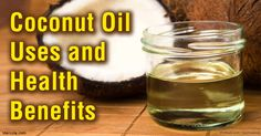 Coconut oil offers a wide variety of benefits and uses. Here are the many benefits of coconut oil to your overall health. http://articles.mercola.com/sites/articles/archive/2016/05/30/health-benefits-coconut-oil.aspx
