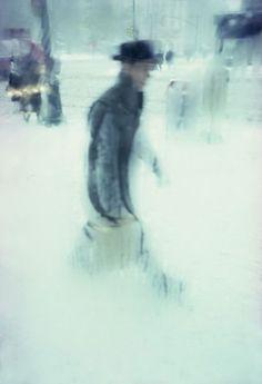 A set of photographs by Saul Leiter (1923-2013) – Pavel Kosenko