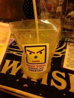 How fun are these drinks? #korea #nightout #nightlife