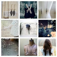 A moodboard for today - Isis