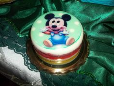 Mini gelatina de Mickey Mouse