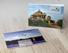 Brochure Design for Essence of India, Ranthambore