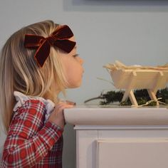 Share your manger moments of your kids having a blast while serving others with your christmas tradition of the Giving Manger. Manger Moments are the best! The Giving Manger, Advent Ideas, Good Deeds, Giving Back, Christmas Traditions, Red Christmas, Bows, In This Moment, Traditional