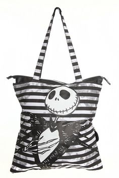 Nightmare Before Christmas Tote