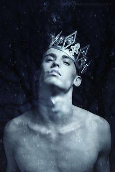 king, prince, and boy image