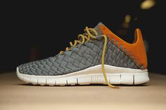 "Nike Free Inneva Woven ""Mine Grey"" / Follow My SNEAKERS Board!"