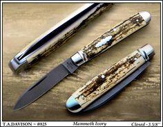 T.A.DAVISON Custom Knives