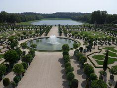 Jardins du Château de Versailles, France // August 2012