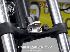 Chez Racer Factory on transforme le papier en acier ! Projet #00 - Work in Progress Street-Tracker Yamaha XS 650 1977