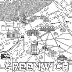 I'm lucky to have done a lot of traveling Lon is still one of my favourite places and Greenwich is the place I like the most that view gets me every time some of you might know that too well as I'm cycling around there most weekends :) #ink #pen #illustration #draw #drawing #sketch #sketching #rotring #architecture #linedrawing #londonicon #traveling #travel #city #blackink #winter #march #greenwichpark #greenwich