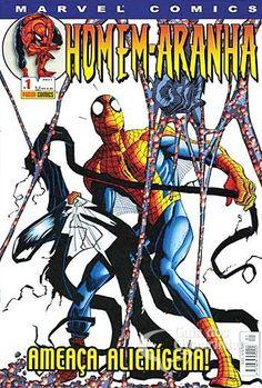 Homem-Aranha n° 1 - Panini