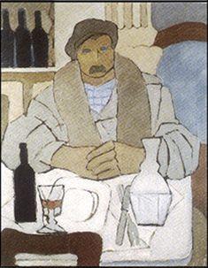 Rafael Barradas (Montevideo, 4 de enero de 1890 - 12 de febrero de 1929), fue un pintor y dibujante uruguayo. A pesar de su corta vida, realizó obras que lo hacen figurar entre los pintores destacados de su generación, principalmente en España, donde revolucionó la pintura e influyó en todas las corrientes artísticas del momento, como por ejemplo la Generación del 27.