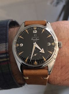 Omega Ranchero 2990 Broad Arrow found in Italy   https://www.thehairspring.com/finds/2017/4/omega-ranchero-2990-broad-arrow-found-in-italy