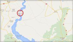 Syrien - USA troops -karta