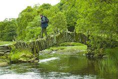 Stone bridge @ Langdale, Lake District