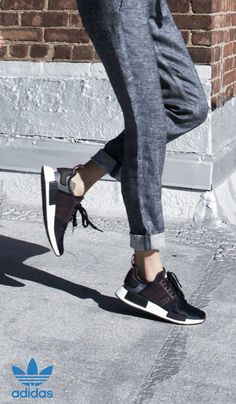 Elegant or casual, these trendy black kicks can help you own your style. With the latest adidas sneakers for spring, you can hit the pavement and show off the designs of inspiring creators. Crazy Shoes, Me Too Shoes, Baskets, Fitness, Fasion, What To Wear, Shoe Boots, Pavement, Shopping