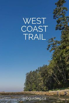 Welcome to our West Coast Trail Guide! This resource includes information and tips to help plan your adventure in Pacific Rim National Park Reserve. via MB Guiding Pacific Crest Trail, Pacific Rim, Hiking Spots, Hiking Trails, Backpacking Trails, West Coast Trail, Rocky Mountain National, National Forest, Canadian Travel