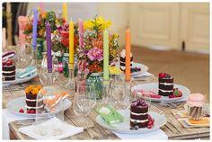 Hochzeitsinspiration im Blütenfarbenrausch | Verrückt nach Hochzeit