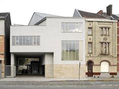Marie-Jose Van Hee | Architecten - BAILLEUL | Ghent, Belgium | 2003
