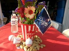 Baseball Baby Shower was a sucess