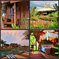 The beautiful Desa Seni Bali, where we will be holding our retreat in July 2015 - can't wait!