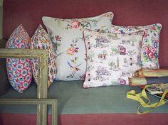 Printed Cushions   Cath Kidston AW15  